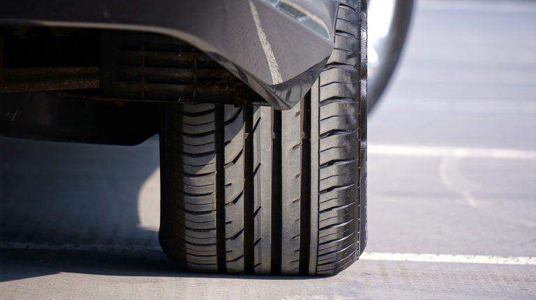 Lärmquelle Reifen