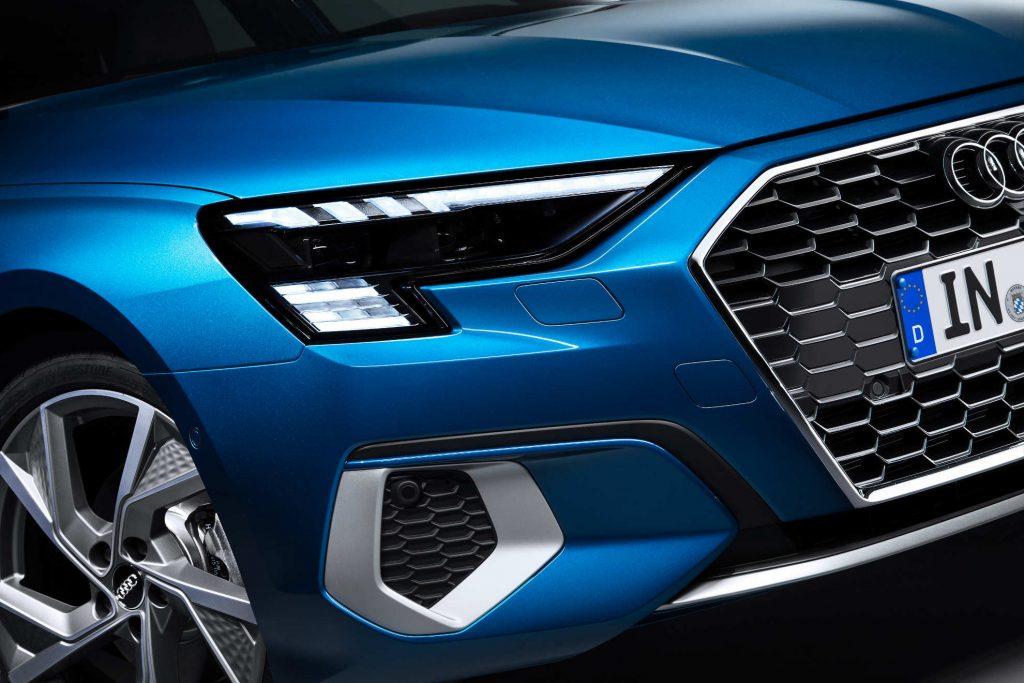 Audi A3 Sportback mit Matrix LED