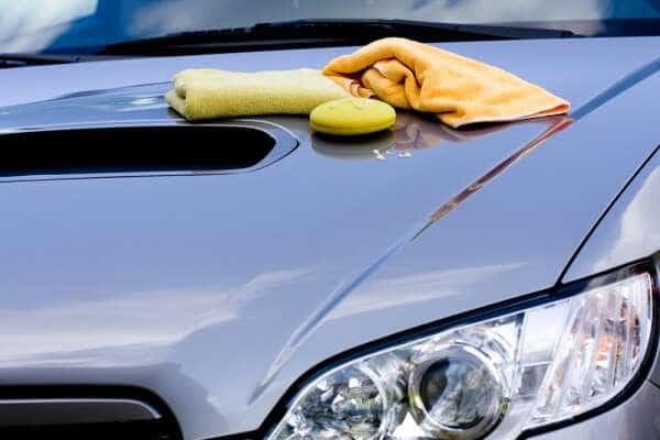 Auto waschen / Utensilien
