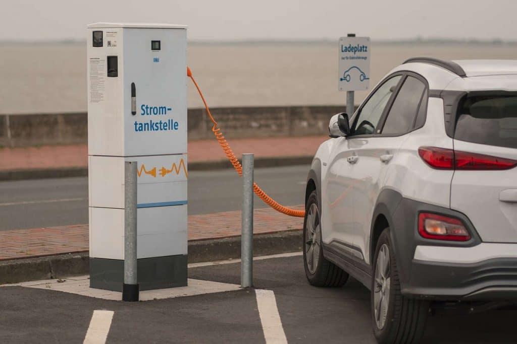 Umweltpraemie für ein Elektroauto