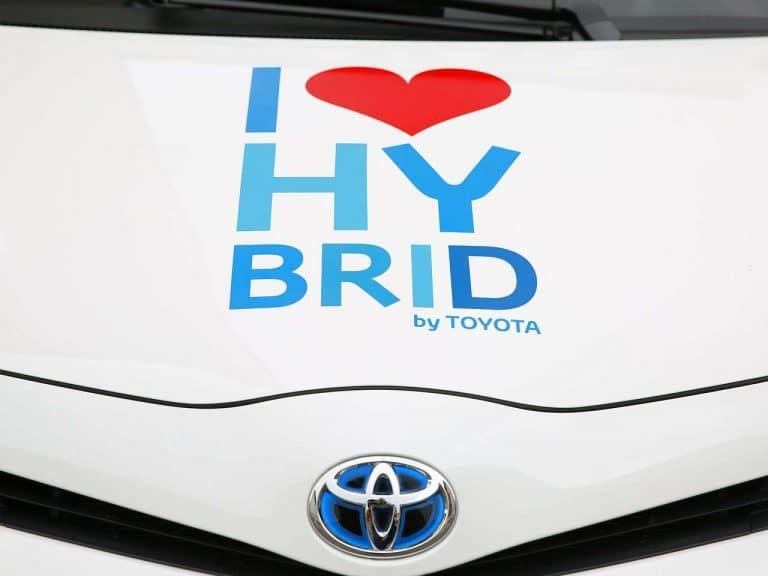 Hybridantrieb - Brückentechnologie