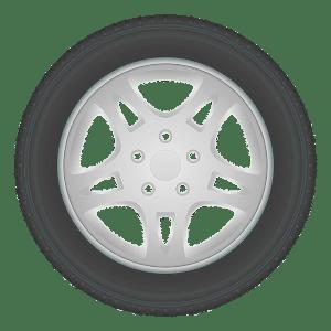 Reifen und Felgen überprüfen!